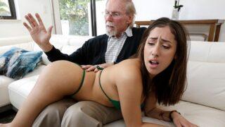 BangBros – Kira Gets Pounded By Grandpa